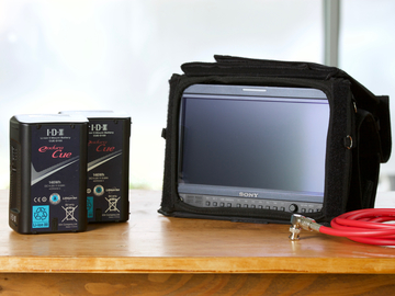 "Rent: Sony LMD-941 9"" HD Field Monitor"