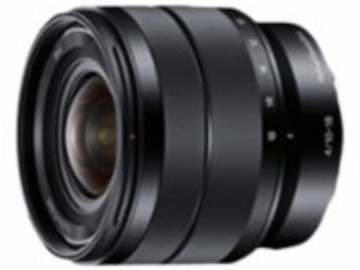Sony 10-18mm f/4 Wide Angle Zoom Lens