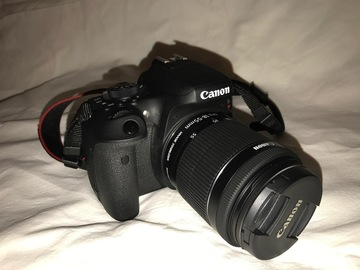 Rent: Canon T6i