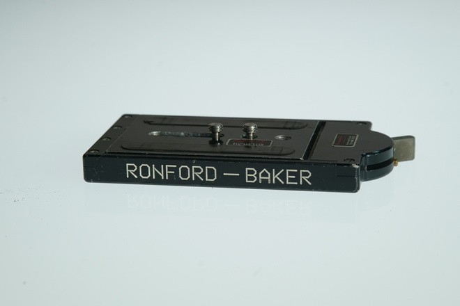Ronford Baker Quick Release Plate RBQ (More than one  Avail)