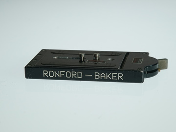 Rent: Ronford Baker Quick Release Plate RBQ