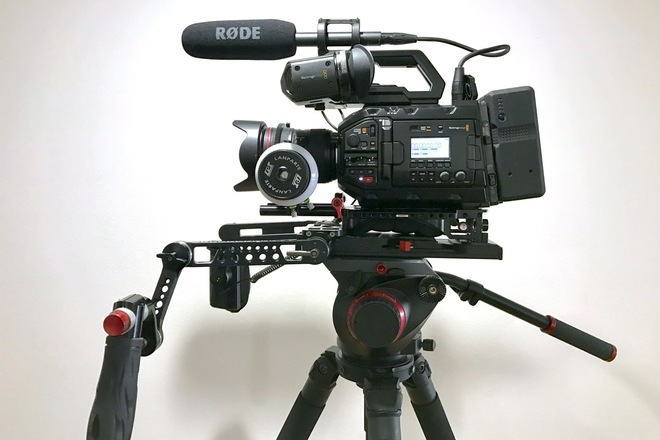 2nd Gen URSA Mini Pro G2 Premium Pkg + 3 Canon L Zooms