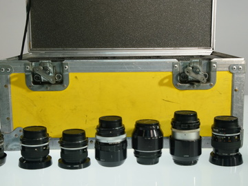 Rent: Nikon F Mount Primes Set