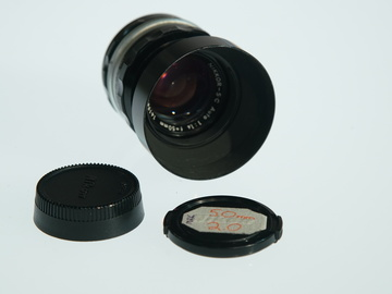 Rent: Nikon F Mount 50mm 2.0 Prime lens