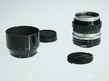 Rent: Nikon AIS F Mount 105mm 2.5 Prime lens