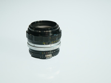 Rent: Nikon AIS F Mount 85mm 1.8 Prime lens