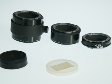 Rent: Nikon Extension tubes