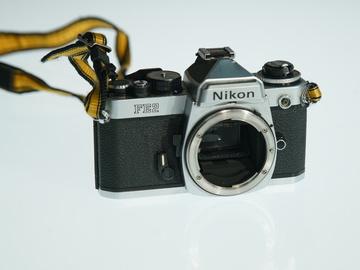 Rent: Nikon FE2 35mm Film Stills Camera