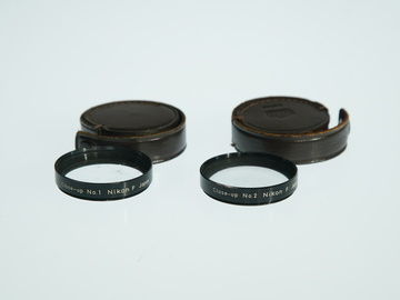 Rent: Nikon Close up Lenses diopter