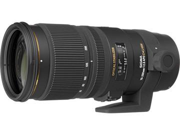 Rent: Sigma 70-200mm f/2.8 EX DG APO OS HSM