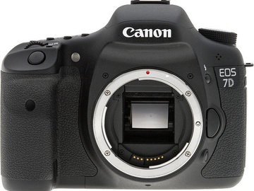 Rent: Canon EOS 7D Body