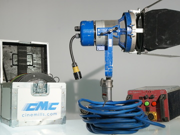 Rent: Cinemills CMC 1200 HMI PAR Movie Light