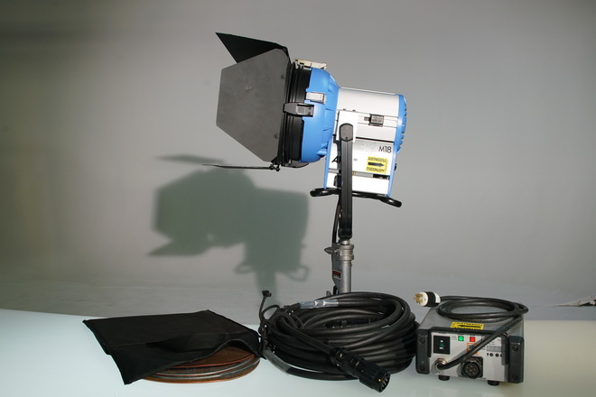 ARRI M18 HMI Movie Light