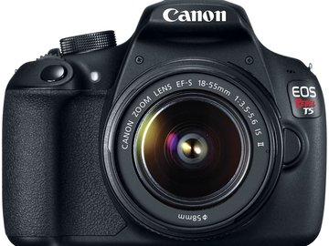 Rent: Canon T5