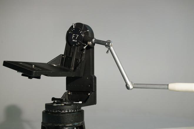 Ronford Baker F7 MK III Nodal Fluid Mitchell Pan Tilt Head