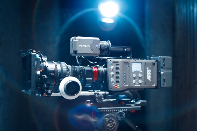 Arri Amira Premium Package with Angenieux Optimo Style Zooms