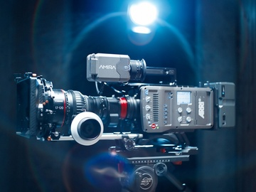 Rent: Arri Amira Premium Package with Canon Cine 17-120 PL T2.9