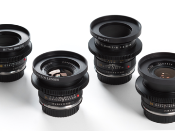 Rent: Leica Summicron R Cine Moded EF 6 Lens Kit