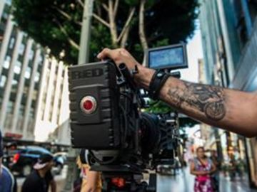 Rent: Red Epic package with DJI Ronin and Rokinon prime lenses