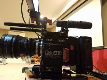 Rent: Red Epic-W Helium 8K S35 Camera Ready To Shoot Cinema Packag