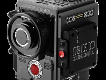 Red Scarlet-W 5K Complete Kit w/ 1TB Media