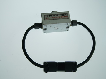 Rent: 600 Watt Dimmer (Squeezer)