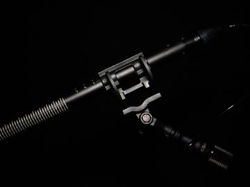 Rent: Rode NTG4+ Shotgun Microphone w/ Boom Pole