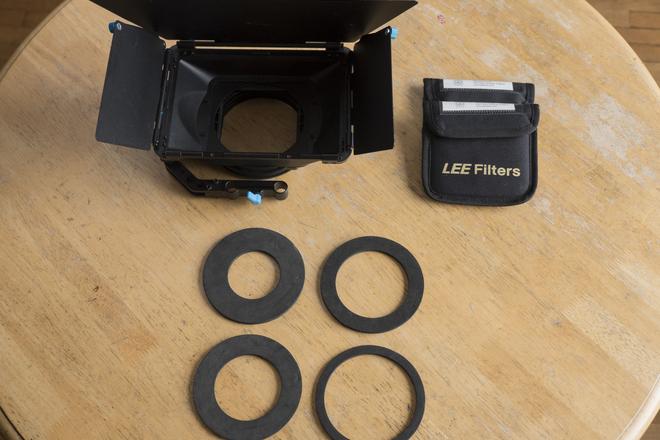 FOTGA DP3000 M3 DSLR swing-away Matte Box Kit