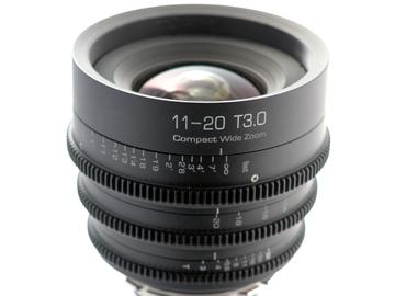 Rent: ZOOM Lens Complete KIT - 11mm thru 200mm