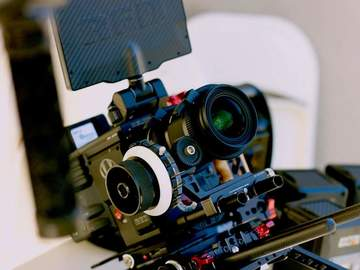 Rent: RED EPIC W EF MOUNT PACKAGE
