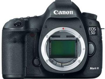 Rent: Canon 5D III w/ Magic Lantern Kit