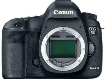 Rent: Canon 5D III w/ Magic Lantern Kit