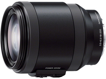 Rent: Sony E PZ 18-200mm f/3.5-6.3 OSS Lens