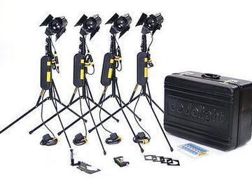 Rent: Dedolight 4-DLH4 Light Kit