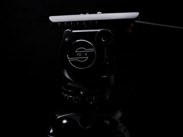 Rent: Sachtler FSB-8 Fluid Head and Standard Sticks
