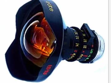 Rent: ELITE Optica Super s35 -FISHEYE- 9.6mm Elite T2.1