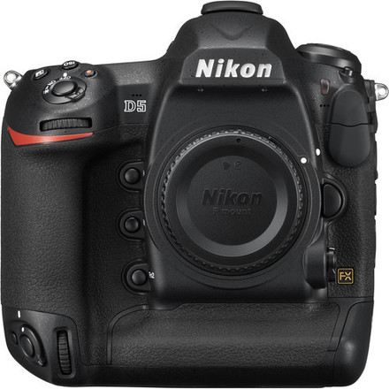 Nikon D5 DUAL XQD BASIC