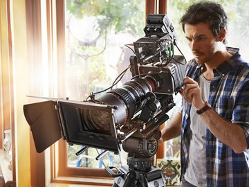 Rent: Blackmagic Production Camera 4K complete indie kit