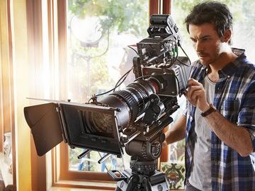 Rent: Blackmagic Production Camera 4K film production kit