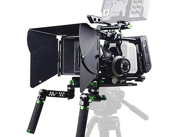 Rent: Complete cinema-class camera support kit
