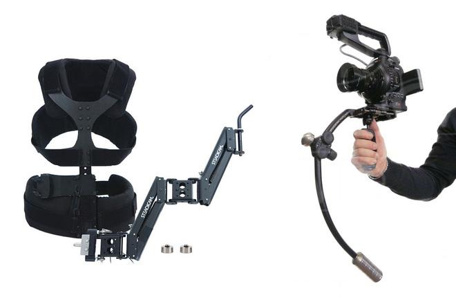 DSLR / small body Steadicam kit w/ vest and arm