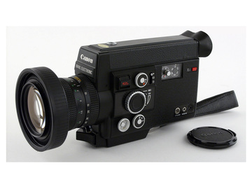 Rent: Canon 814XL Super 8 Camera Kit