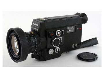 Rent: Canon 814XL Super 8 Camera