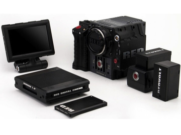 Rent: Red Camera Scarlet X EF/PL mount camera - core indie kit