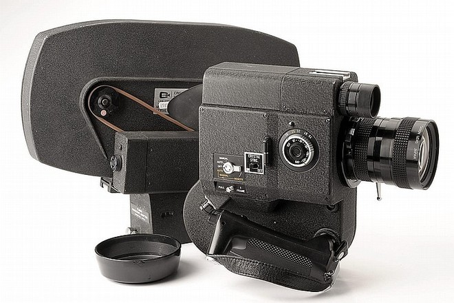 Canon Scoopic MS 16mm cinema production kit