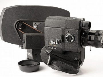 Canon Scoopic MS 16mm camera kit