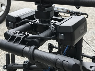 Rent: Movi Pro with gimble operator