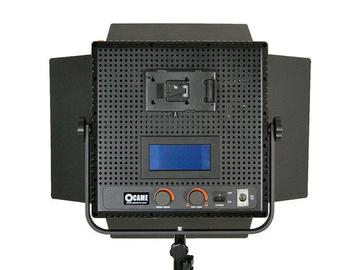 Rent: 3 x CAME-TV High CRI Digital 1024 Bi-Color LED Light