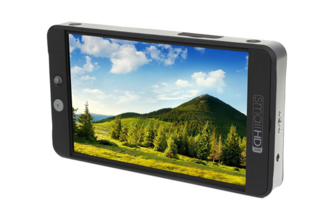 "SmallHD 702 Bright 7"" Full HD On-Camera Monitor Kit"