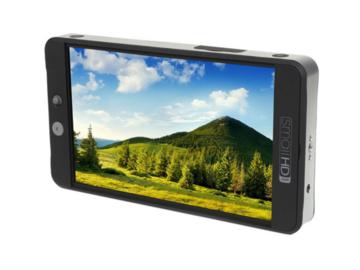 """Rent: SmallHD 702 Bright 7"""" Full HD On-Camera Monitor Kit"""